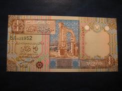 1/4 LIBYA Libye Unused UNC Banknote Billet Billete - Libya