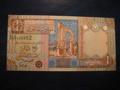 1/4 LIBYA Libye Unused UNC Banknote Billet Billete - Libye