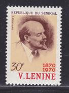SENEGAL N°  332 ** MNH Neuf Sans Charnière, TB (D4310) Lénine - Sénégal (1960-...)