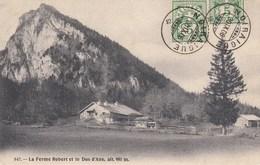"""Suisse - Carte Postale - La Feme Robert Et Le Dos D'Ane - Oblit. """"Noiraigue  30/09/06 - Covers & Documents"""