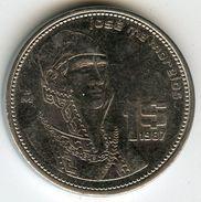 Mexique Mexico 1 Peso 1987 KM 496 - Mexico