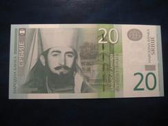 20 Dinara 2013 SERBIA Serbie Unused UNC Banknote Billet Billete - Serbia