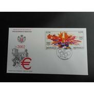 FDC - Enveloppe Premier Jour De Monaco - FDC