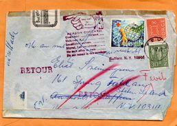 Norway 1968 Cover Mailed - Noorwegen
