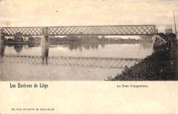 Liège - Le Pont D'Argenteau - Liège
