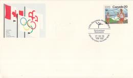 Canada - XXIe Olympiade. Montreal 1976 - 17 Juli 1976 - Gymnastique/Gymnastics/Gymnastiek - M 631 - Estate 1976: Montreal