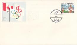 Canada - XXIe Olympiade. Montreal 1976 - 17 Juli 1976 - Judo - M 631 - Estate 1976: Montreal
