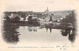 CPA Environs D'Evaux-les-Bains Chambon-sur-Voueize (précurseur) AT 089 - Chambon Sur Voueize