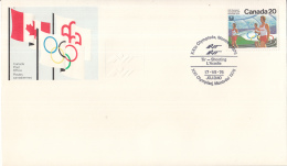 Canada - XXIe Olympiade. Montreal 1976 - 17 Juli 1976 - Tir/Shooting/K'Acadie/Schieten - M 631 - Estate 1976: Montreal