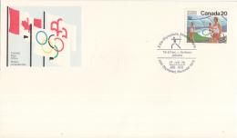 Canada - XXIe Olympiade. Montreal 1976 - 17 Juli 1976 - Tir à L'arc/Archery Boogschieten - M 631 - Estate 1976: Montreal