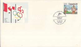 Canada - XXIe Olympiade. Montreal 1976 - 17 Juli 1976 - Athlétisme/Athletics/Atlethiek - M 631 - Estate 1976: Montreal