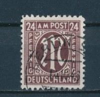 Duitsland/Germany All. Bezetting/ All Occupation Bizone 1945 Mi: 27 Bz (Gebr/used/obl/o)(3052) - Bizone
