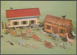 Noah's Ark, Museum Of Childhood, Edinburgh, C.1980s - Museum Of Childhood Postcard - Museum
