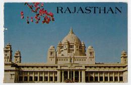 C.P.  PICCOLA    UMMAID  BHAWAN  PALACE   JODPUR               2  SCAN     (VIAGGIATA) - India