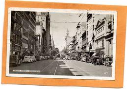 Melbourne Australia 1958 Postcard - Melbourne