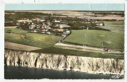 Sainte Marguerite Sur Mer (76 - Seine Maritime) Vue Générale Aérienne - Les Falaises - Otros Municipios