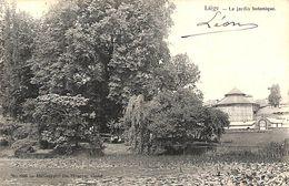 Liège - Le Jardin Botanique (héliotypie De Graeve) - Liege