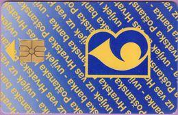 Télécarte Croatie °° HTP 400 Impulsa - Banka Hrvatska R ° LUXE - Croatia
