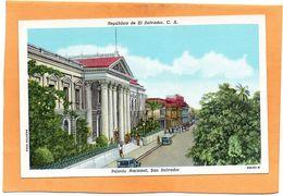 El Salvador 1940 Postcard - El Salvador