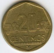 Pérou Peru 20 Centimos 2004 KM 306.4 - Peru