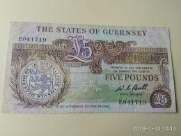 5 Ponds 1990/95 - Guernsey
