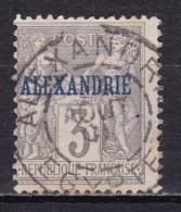 Alexandrie N°3 - Alexandrie (1899-1931)