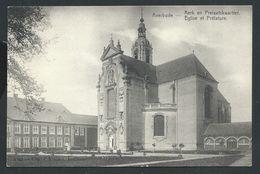 +++ CPA - AVERBODE - Eglise Et Prélature - Kerk En Prelaatskwartier   // - Scherpenheuvel-Zichem