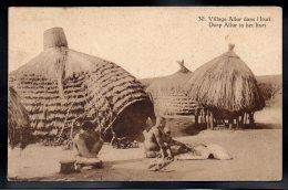 AFRIQUE - RUANDA URUNDI - Village Allur Dans L'Ituri - Dorp Allur In Het Ituri - Ruanda-Urundi