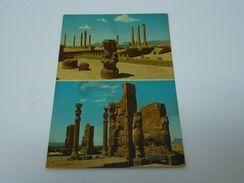 A-1161, Postcard, Iran - Persepolis, Takhte-Jamsheed, Near Shiraz - Iran