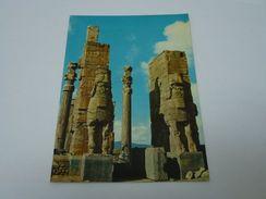 A-1163, Postcard, Iran - Persepolis Shiraz - Iran