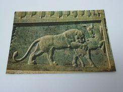 A-1164, Postcard, Iran - Persepolis Shiraz - Iran