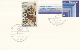 Canada - XXIe Olympiade. Montreal 1976 - 17 Juli 1976 - Bromont - M 621 - Estate 1976: Montreal