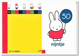 Nederland 2005, Postfris MNH, NVPH PR9, Nijntje - Libretti