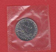 1 Franc 1974 / FDC Scellée - H. 1 Franc