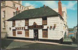 The Admiral Benbow, Penzance, Cornwall, C.1960s - Salmon Postcard - England