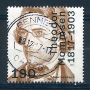 RFA   BRD   GERMANY   Theodor Mommsen   Oblit / Used - BRD