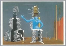 NL.- ROTTERDAM. Max Ernst. - Het Paar - Le Couple -  Coll. Museum Boymans Van Beuningen. KANTKLOS - Koppels