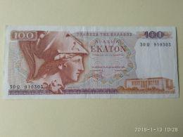 100 Drakme 1978 - Grecia