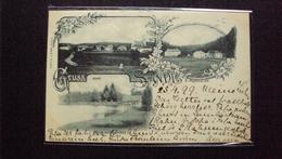AUSTRIA AUSTRIE Österreich  POST CARD GRUSS AUS FROM SANDL - Vienna
