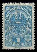 ÖSTERREICH 1919 Nr 274xd Postfrisch X7A8846 - 1918-1945 1. Republik