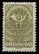 ÖSTERREICH 1919 Nr 272xa Postfrisch X7A8856 - 1918-1945 1. Republik