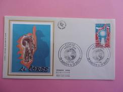 FRANCE FDC 1982 YVERT 2197 LA CORSE - FDC