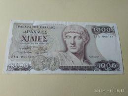 1000 Drakme 1987 - Grecia