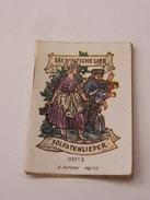 Das Deutsche Lied Soldatenlieder Heft 3 WWII - Bücher, Zeitschriften, Comics