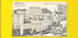 MARANS Vue Panoramique (Prax) Chte Mme (17) - Autres Communes