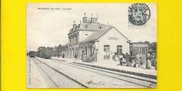 MARANS La Gare (Prax) Chte Mme (17) - Autres Communes