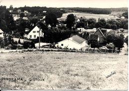 Chaumont-Gistoux (1325) : Panorama Du Village Dans Les Années 60. Carte-Photo Très Rare. - Chaumont-Gistoux
