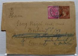 Britische Kolonie NATAL / Streifband Von 1896 - Grande-Bretagne (ex-colonies & Protectorats)