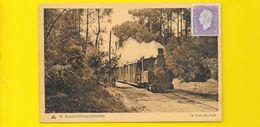 St GEORGES De DIDONNE Rare Le Tram En Forêt (CAP) Chte Mme (17) - Saint-Georges-de-Didonne