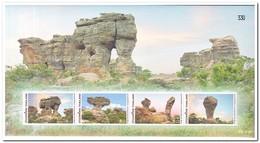 Thailand 2007, Postfris MNH, Rock Formations - Thailand